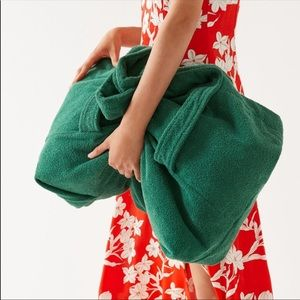 Zara trreycloth maxi shopper